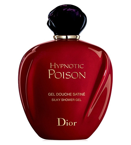 DIOR Hypnotic Poison satine shower gel 200ml