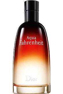 DIOR Fahrenheit Aqua eau de toilette 125ml