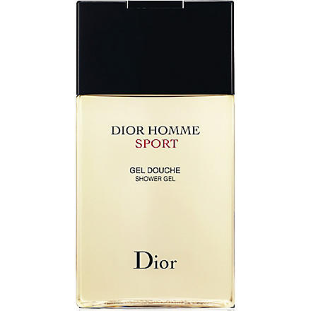 DIOR Dior Homme Sport shower gel