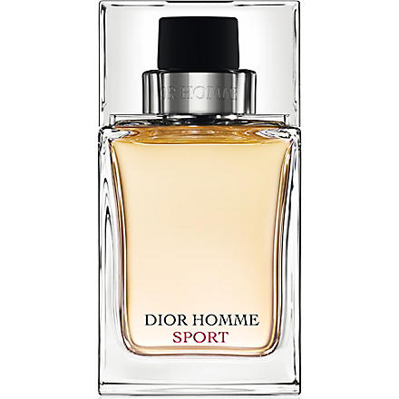 DIOR Dior Homme Sport after-shave lotion