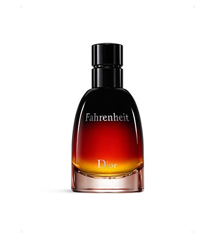 DIOR Fahrenheit parfum 75ml