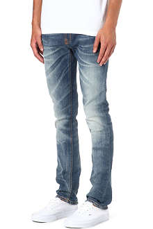 NUDIE JEANS Tube Tom slim-fit jeans