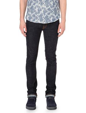 NUDIE JEANS Tube Tom slim-fit jeans