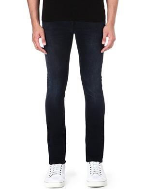 NUDIE JEANS Tube Tom slim-fit straight jeans
