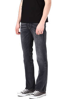 NUDIE JEANS Slim Jim regular-fit straight jeans