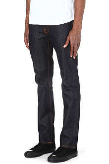 NUDIE JEANS Thin Finn selvedge jeans