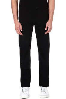 NUDIE JEANS Steady Eddie regular-fit straight jeans