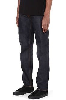 NUDIE JEANS Steady eddie selvedge jeans