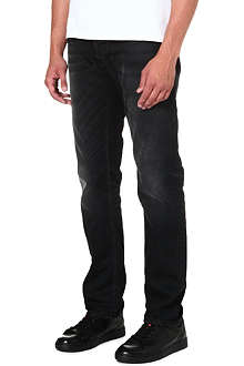 NUDIE JEANS Steady Eddie regular-fit jeans
