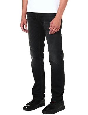NUDIE JEANS Steady Eddie regular-fit jeans