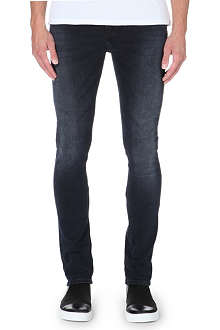 NUDIE JEANS High Kai slim-fit skinny jeans