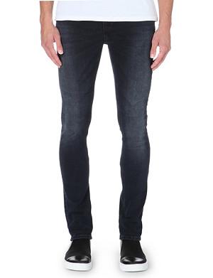 NUDIE JEANS High Kai slim-fit skinny jeans