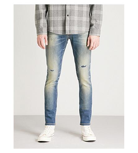 NUDIE JEANS Tight Terry tight-fit skinny stretch-denim jeans (Martin+replica+3