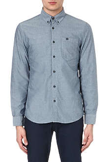 NUDIE JEANS Stanley Oxford shirt