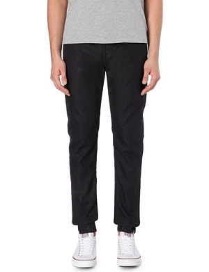 7 FOR ALL MANKIND Ryan slim-fit denim jogging bottoms