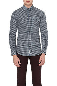 7 FOR ALL MANKIND The Ronnie checked shirt