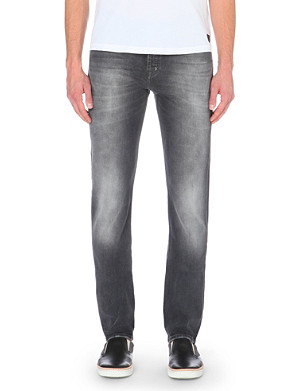 7 FOR ALL MANKIND Chad American Rock slim-fit tapered jeans
