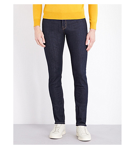 7 FOR ALL MANKIND Ronnie slim-fit skinny jeans (La+rinse