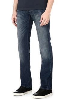 7 FOR ALL MANKIND Standard Mystic Blade regular-fit straight jeans