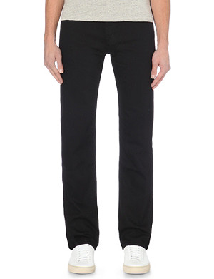 7 FOR ALL MANKIND Slimmy regular-fit tapered jeans