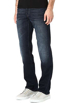 7 FOR ALL MANKIND Standard cashmere used wash jeans