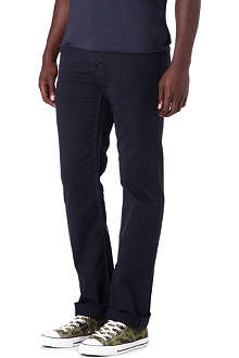 7 FOR ALL MANKIND Standard regular-fit straight jeans