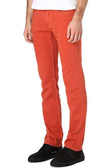 7 FOR ALL MANKIND Standard coloured cashmere jeans
