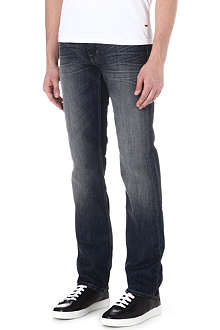 7 FOR ALL MANKIND Slimmy Mystic Blade slim-fit straight jeans