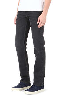 7 FOR ALL MANKIND Slimmy Sun Night slim-fit straight jeans