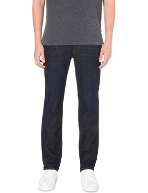 7 FOR ALL MANKIND Slimmy slim-fit straight jeans