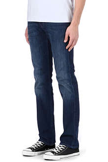 7 FOR ALL MANKIND Slimmy slim-fit tapered jeans
