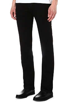 7 FOR ALL MANKIND Slimmy stretch-denim jeans