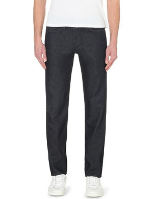 7 FOR ALL MANKIND Slim tapered jeans