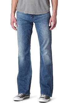 7 FOR ALL MANKIND Brett slim-fit bootcut jeans