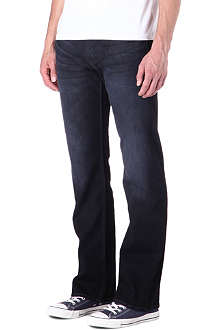 7 FOR ALL MANKIND Brett Times Once regular-fit bootcut jeans