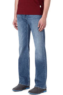 7 FOR ALL MANKIND Brett American regular-fit bootcut jeans