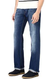7 FOR ALL MANKIND Sunset relaxed-fit jeans