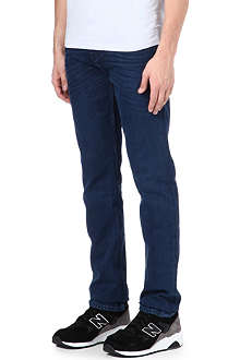 7 FOR ALL MANKIND Chad Desert People slim-fit straight jeans
