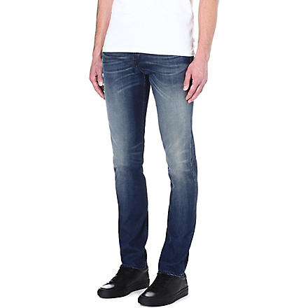 7 FOR ALL MANKIND Chad slim-fit straight jeans (Blue
