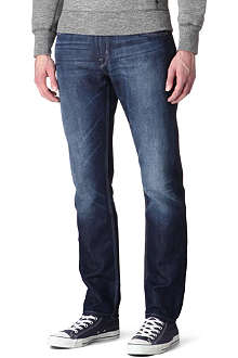 7 FOR ALL MANKIND Jakson regular-fit tapered jeans