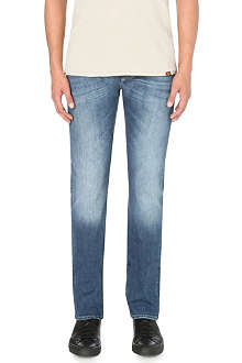 7 FOR ALL MANKIND Ronnie slim-fit tapered jeans