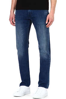 7 FOR ALL MANKIND The Straight regular-fit straight-leg jeans