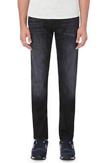 7 FOR ALL MANKIND Luxe Performance slim-fit straight jeans