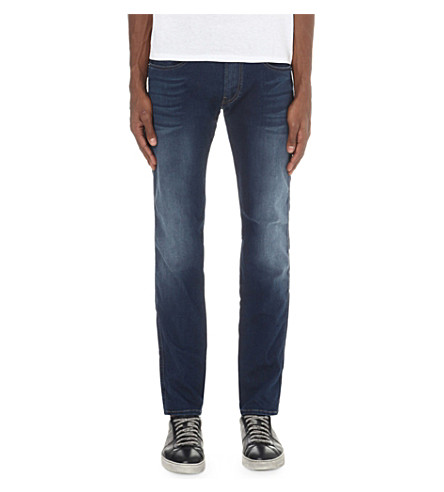 REPLAY Hyperfree Anbass slim-fit skinny jeans (Blue
