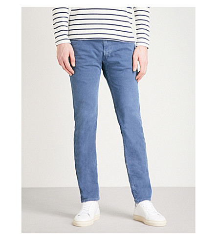REPLAY Anbass slim-fit skinny jeans (Blue