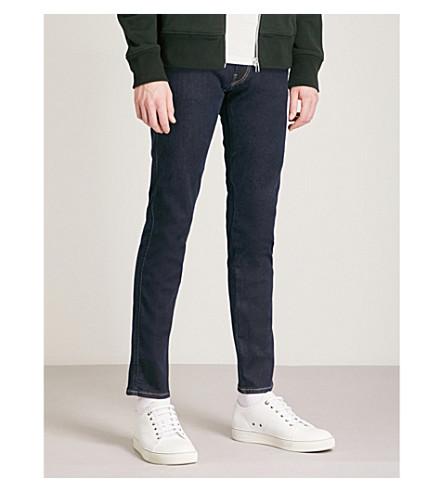 REPLAY Anbass Hyperflex slim-fit skinny jeans (Rinse