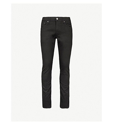 REPLAY Hyperfree jondrill skinny jeans (Black