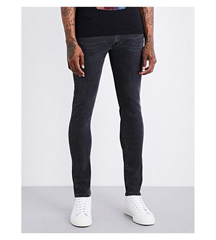REPLAY Jondrill slim-fit skinny jeans (Faded black