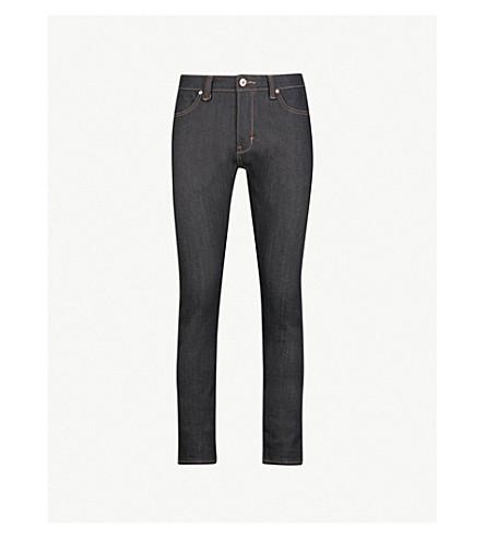 NEUW 修身版型紧身牛仔裤 (裸 + 伸展