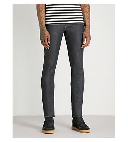 NEUW Iggy slim-fit skinny jeans (Raw+stretch